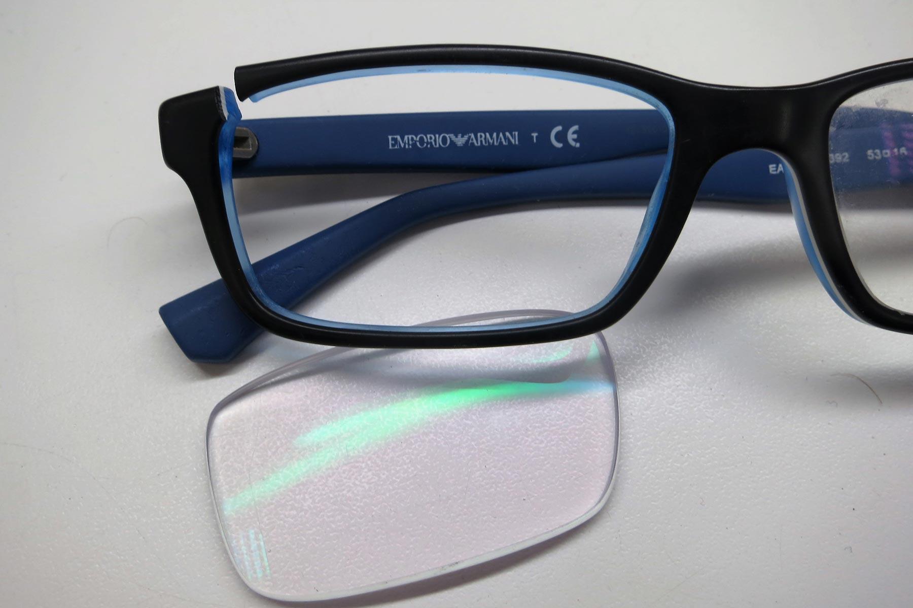 0c9886768a Πάστινος σκελετός γυαλιών - Οι πιο συχνές επισκευές